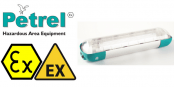 Zone 1 Fluorescent Hazardous Area Lighting ATEX Ex ed – Petrel 9 Series