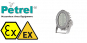Zone 1 LED Floodlight Hazardous Area Lighting ATEX – Petrel Pd9000