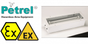 Zone 1 Fluorescent Recessed Hazardous Area Lighting ATEX Ex de – Petrel 9 Series