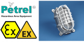 Zone 2 Submersible Bulkhead Hazardous Area Lighting ATEX Certified – Petrel 457