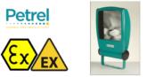 Zone 2 Floodlight Hazardous Area Lighting ATEX Certified – Petrel ZT