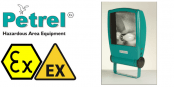 Zone 2 Floodlight Hazardous Area Lighting ATEX Certified – Petrel ZT
