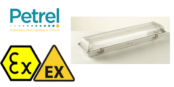 Zone 2 Fluorescent Hazardous Area Lighting ATEX Certified – Petrel EXEN