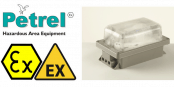Zone 2 Bulkhead Hazardous Area Lighting ATEX Certified – Petrel DN