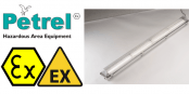 Zone 2 LED Light Fitting Hazardous Area ATEX Certified – Petrel XN LED