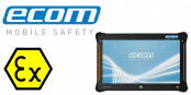 Zone 2 Hazardous Area Tablet ATEX – Ecom Pad-Ex 01 Z2 Tablet (Windows)