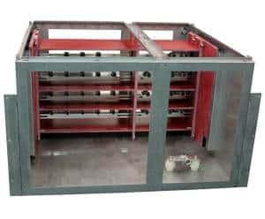 Abtech Busbar Box High Voltage Hazardous Area Electrical Enclosures