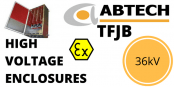 33kV-36kVEnclosure – HV High Voltage Junction Box Zone 1 Hazardous Area