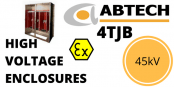 45kVEnclosure – HV High Voltage Junction Box Zone 1 Hazardous Area