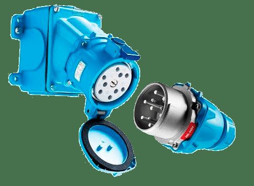 9284-3480859 Waterproof Wiring Connectors on