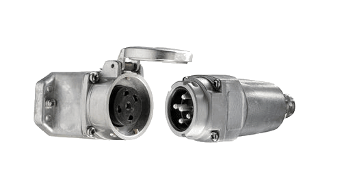 Marechal PNHT Power Connectors - High Temperature 240 Degrees Celsius 30A 500V