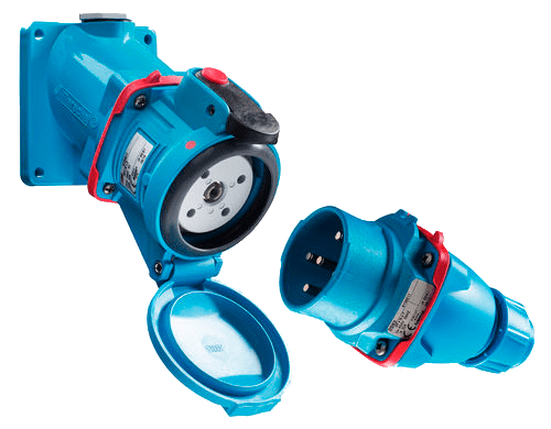 Marechal DSN Plugs - Compact & Watertight Decontactor