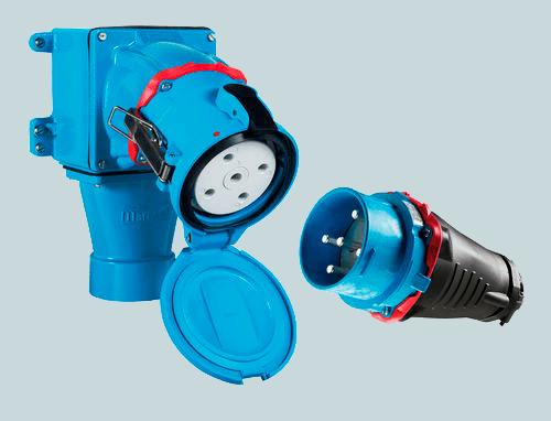 Marechal DS Plugs - Decontactor for Industry