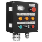 ATEX Control Stations | Hazardous Area Stations for Zone 1 & Zone 2
