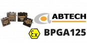 Abtech BPGA125 Enclosures – Zone 1 & 2 ATEX
