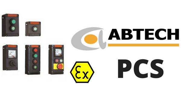 Abtech PCS Plastic Control Stations