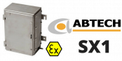 Abtech SX1 Enclosures – Zone 2 ATEX