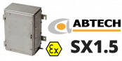 Abtech SX1.5 Enclosures – Zone 2 ATEX