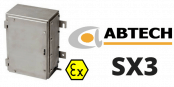 Abtech SX3 Enclosures – Zone 2 ATEX