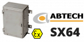Abtech SX64 Enclosures – Zone 2 ATEX