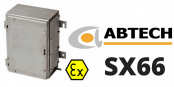 Abtech SX66 Enclosures – Zone 2 ATEX