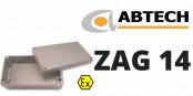 Abtech ZAG14 Enclosures – Zone 0, Zone 1 & Zone 2 ATEX