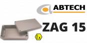 Abtech ZAG15 Enclosures – Zone 0, Zone 1 & Zone 2 ATEX