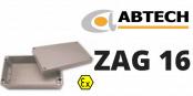 Abtech ZAG16 Enclosures – Zone 0, Zone 1 & Zone 2 ATEX
