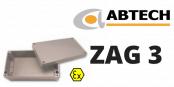 Abtech ZAG3 Enclosures – Zone 0, Zone 1 & Zone 2 ATEX