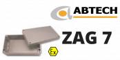 Abtech ZAG7 Enclosures – Zone 0, Zone 1 & Zone 2 ATEX
