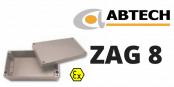 Abtech ZAG8 Enclosures – Zone 0, Zone 1 & Zone 2 ATEX