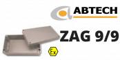 Abtech ZAG9-9 Enclosures – Zone 0, Zone 1 & Zone 2 ATEX