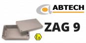 Abtech ZAG9 Enclosures – Zone 0, Zone 1 & Zone 2 ATEX