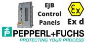 Control Panels Hazardous Area Ex d IIB Flameproof (ATEX) Aluminium – Pepperl Fuchs EJB