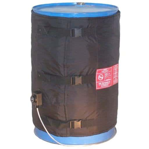 Drum Heater - High Heat Drum Heating Jacket HHD