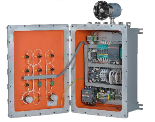 Exd Flameproof Control Panels in Aluminium or Stainless Steel