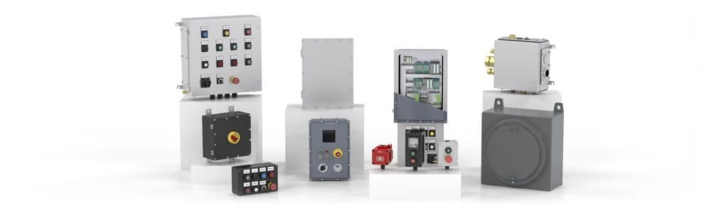 ATEX Control Panels | ATEX Panels | Hazardous Area Zone 1 2