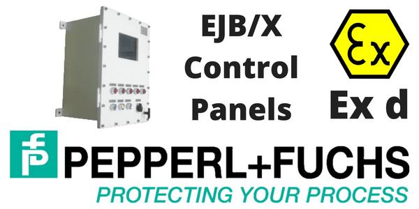 Hazardous Area Control Panels – Pepperl Fuchs EJB/X