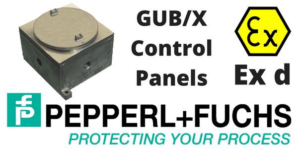 Hazardous Area Control Panels – Pepperl Fuchs GUB/X