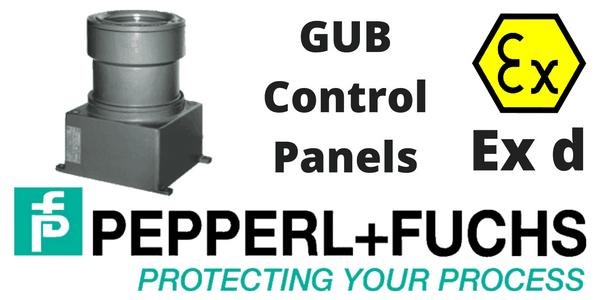 Hazardous Area Control Panels – Pepperl Fuchs GUB