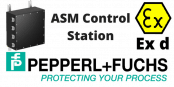 Flameproof Ex d Control Stations Cast Iron – Pepperl Fuchs ASM