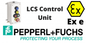 Increased Safety Ex e Control Units Stainless Steel – Pepperl Fuchs LCS