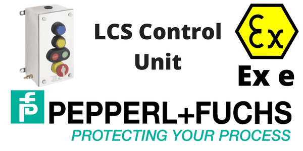 Hazardous Area Control Units & Stations - Pepperl Fuchs LCS