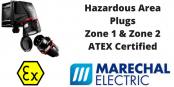 Hazardous Area ATEX Plugs – Zone 1 & Zone 2 Plugs, Sockets & Connectors (Explosion Proof)