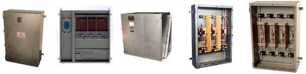 High Voltage Enclosures