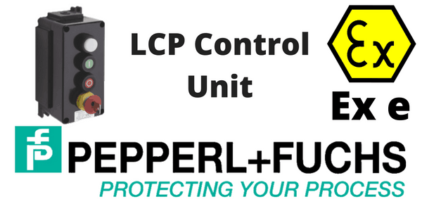 Increased Safety Ex e Control Units GRP - Pepperl Fuchs LCP