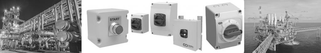 Isolators Hazardous Area Zone 1 Zone 2 ATEX