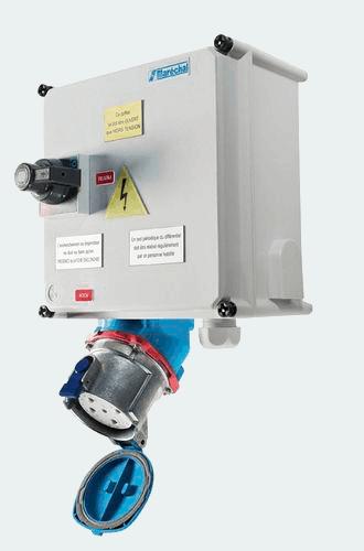 Marechal BG Liquefied Gas Transfer Boxes