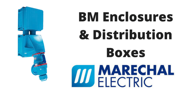Marechal BM Enclosures & Distribution Boxes
