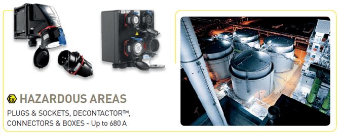 Marechal Plugs Hazardous Area Plugs